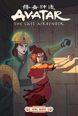 Avatar: The Last Airbender - Suki, Alone by Faith Erin Hicks