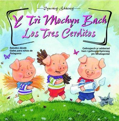 Cyfres Patagonia: 1. Y Tri Mochyn Bach/Los Tres Cerditos by Arianna Candell