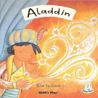 Aladdin by Elisa Squillace