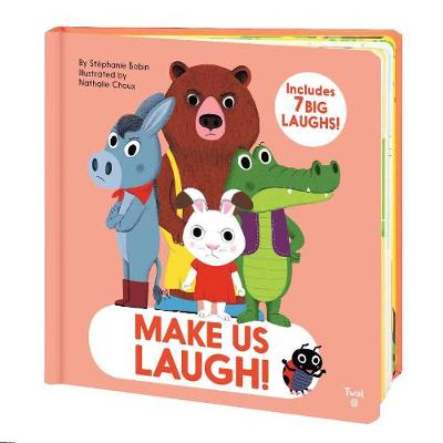 Make Us Laugh! by Stephanie Babin