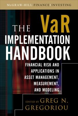 VAR Implementation Handbook by Greg Gregoriou