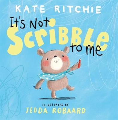 It's Not Scribble to Me book