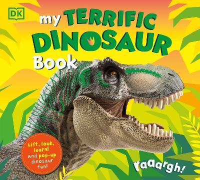 My Terrific Dinosaur Book book