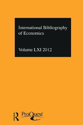 IBSS: Economics book