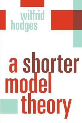Shorter Model Theory book
