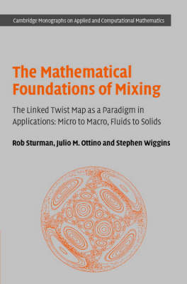 Mathematical Foundations of Mixing book