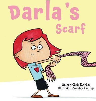Darla's Scarf by Chris R Sykes