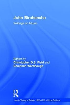 John Birchensha book