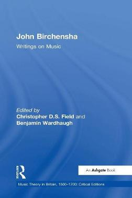 John Birchensha by Christopher D.S. Field
