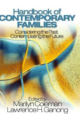 Handbook of Contemporary Families by Dr. Marilyn Coleman