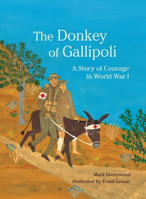 Donkey of Gallipoli by Mark Greenwood
