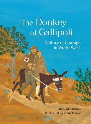 Donkey of Gallipoli by Mark Greenwood