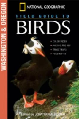 National Geographic Field Guide to Birds: Washington/Oregon book