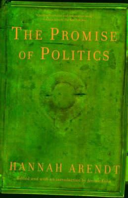 Promise Of Politics book