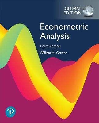 Econometric Analysis, Global Edition book