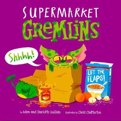 Supermarket Gremlins by Adam Guillain