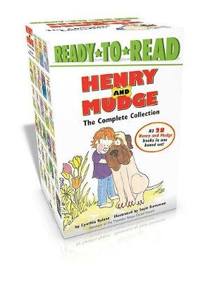 Henry and Mudge the Complete Collection by Cynthia Rylant