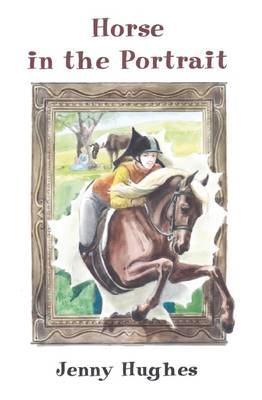 Horse in the Portrait by Jenny Hughes