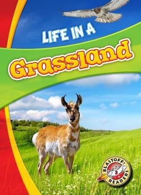 Life in a Grassland by Laura Hamilton Waxman