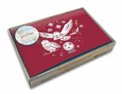 Harry Potter: Christmas Note Card Set by Insight Editions