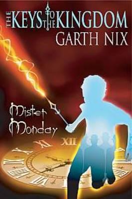 Mister Monday book