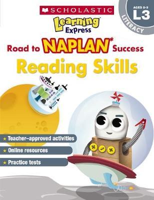 Learning Express NAPLAN: Reading Skills NAPLAN L3 book