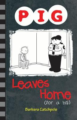 Pig Leaves Home (for a bit) book