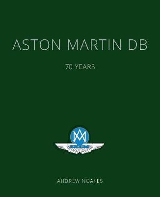 Aston Martin DB by Andrew Noakes