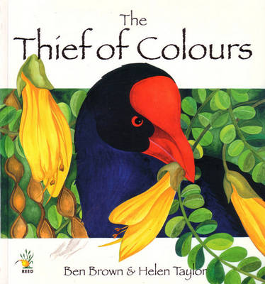 Thief of Colours by Benjamin Brown