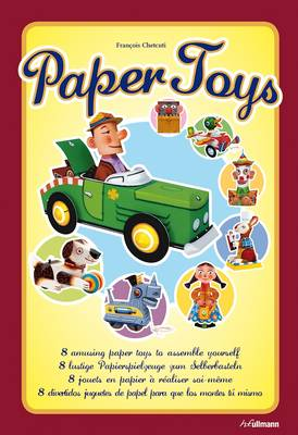 Paper Toys book