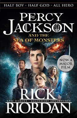 Percy Jackson and the Sea of Monsters (Book 2) by Rick Riordan
