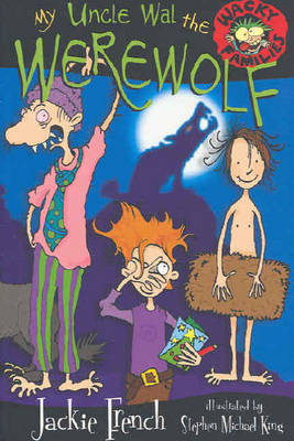 My Uncle Wal The Werewolf book
