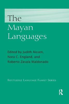 The The Mayan Languages by Judith Aissen