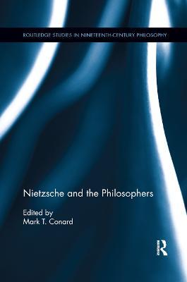 Nietzsche and the Philosophers book