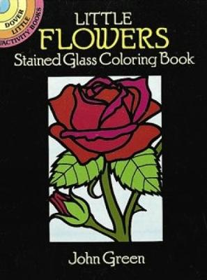 Little Flowers Stained Glass by John Green