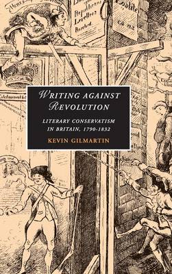 Writing against Revolution book