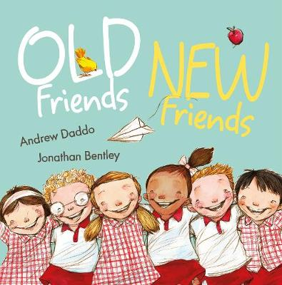 Old Friends, New Friends book