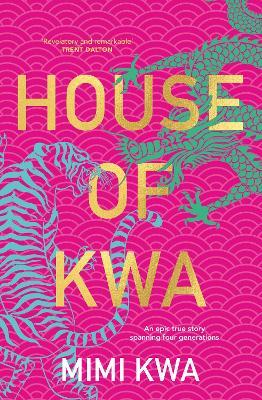House of Kwa book