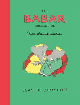 Babar Treasury by Jean de Brunhoff