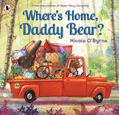Where's Home, Daddy Bear? book