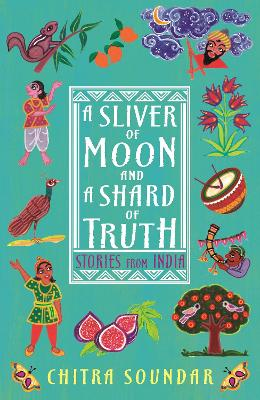 A Sliver of Moon and a Shard of Truth book