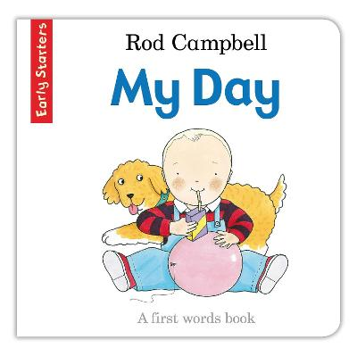 My Day by Rod Campbell