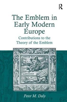 Emblem in Early Modern Europe book