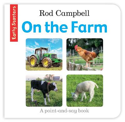 On the Farm by Rod Campbell