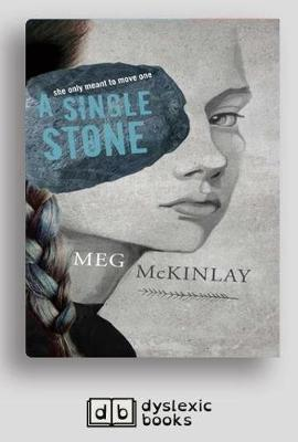 A A Single Stone by Meg McKinlay