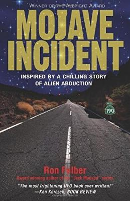 Mojave Incident book