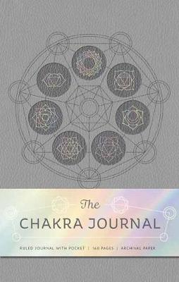 The Seven Chakras Hardcover Ruled Journal by Insight Editions