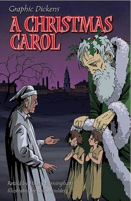 A Christmas Carol by Hilary Burningham