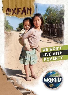 Oxfam by Kirsty Holmes