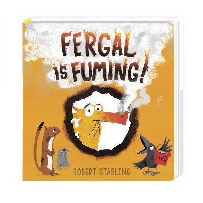 Fergal is Fuming!: Board Book book
